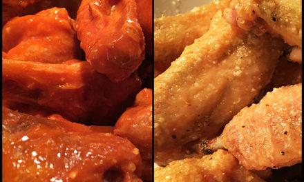Extra Crispy, Baked Chicken Wings