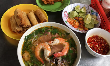The Lunch Lady – Vietnam