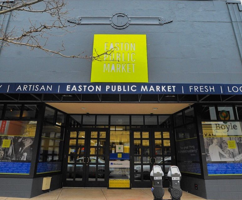 Easton Public Market – Easton, Pennsylvania