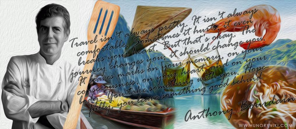 Goodbye, Anthony Bourdain