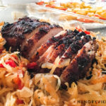 Asian Style Spicy Pennsylvania Dutch Pork & Sauerkraut
