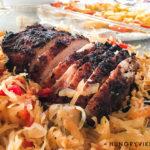 Asian Style Spicy Pennsylvania Dutch Pork & Sauerkraut