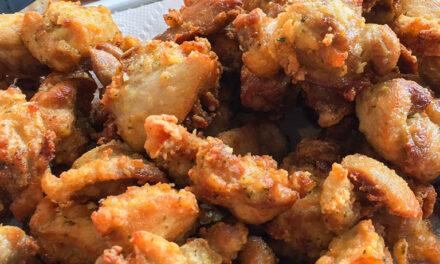 Korean Fried Buttermilk CHicken